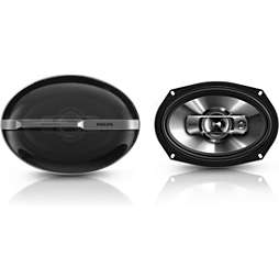Car coaxial speaker