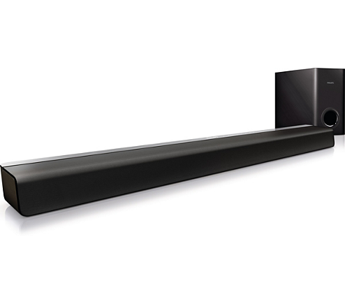 soundbar home cinema speakers css2123 05 philips. Black Bedroom Furniture Sets. Home Design Ideas