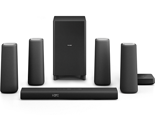 zenit cinema speakers css5530b 12 philips. Black Bedroom Furniture Sets. Home Design Ideas