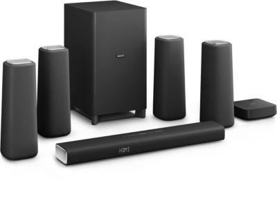 Zenit cinema speakers CSS5530B37 Philips