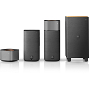 Fidelio E5 Wireless Surround-on-Demand Speakers