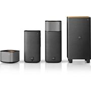Fidelio E5 Wireless Surround-on-Demand Speakers