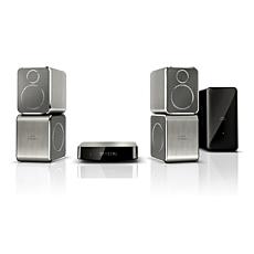 CSS9211/12 - Philips Fidelio SoundHub Altoparlanti Home Cinema 2.1