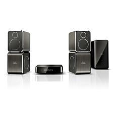 CSS9216/12 - Philips Fidelio SoundHub Altoparlanti Home Cinema 2.1