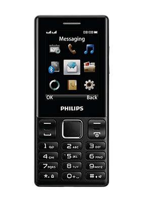 Mobile Phone Cte170bk 71 Philips