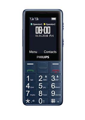 Xenium Mobile Phone Cte311ny 71 Philips