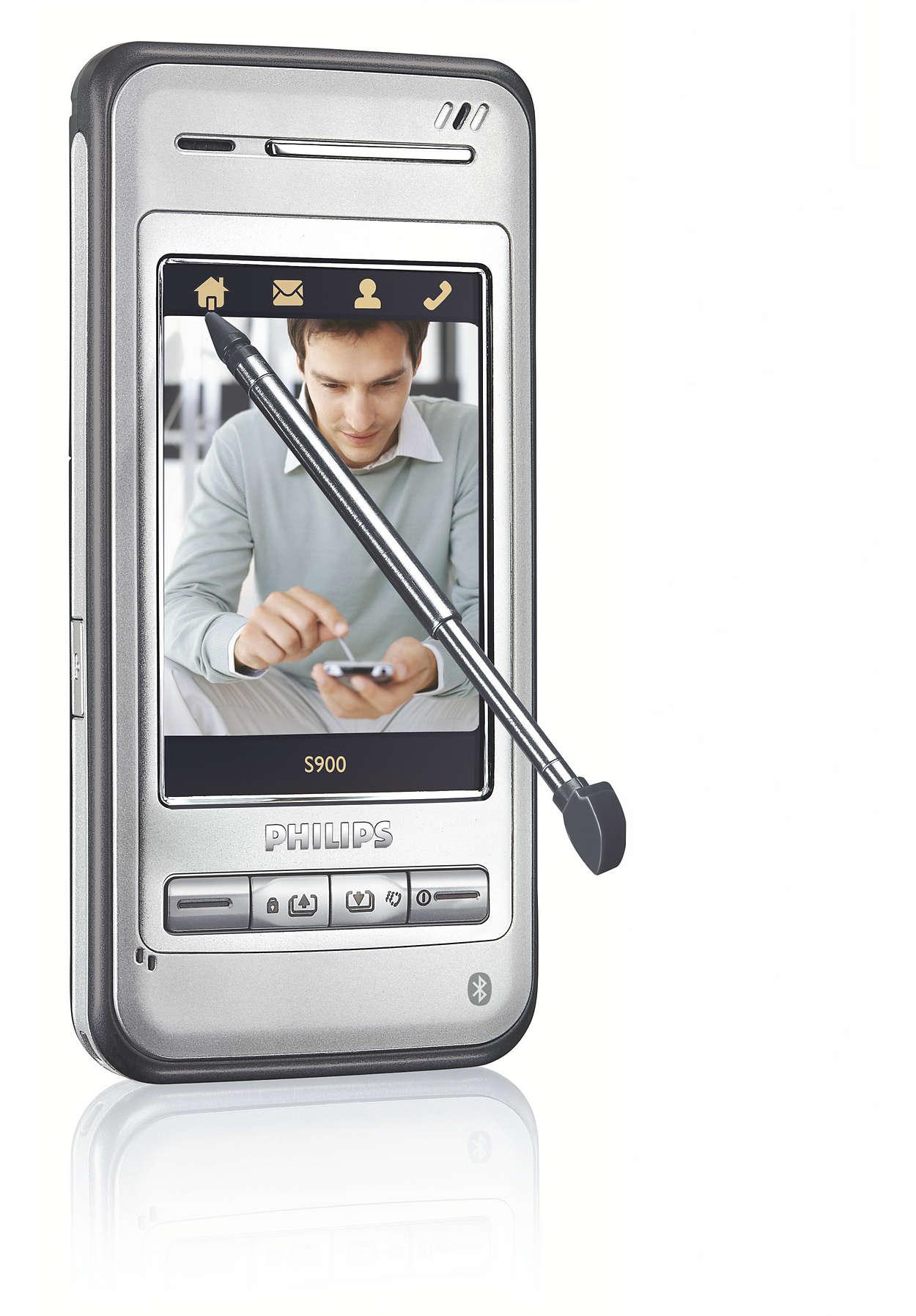 Slim tablet phone