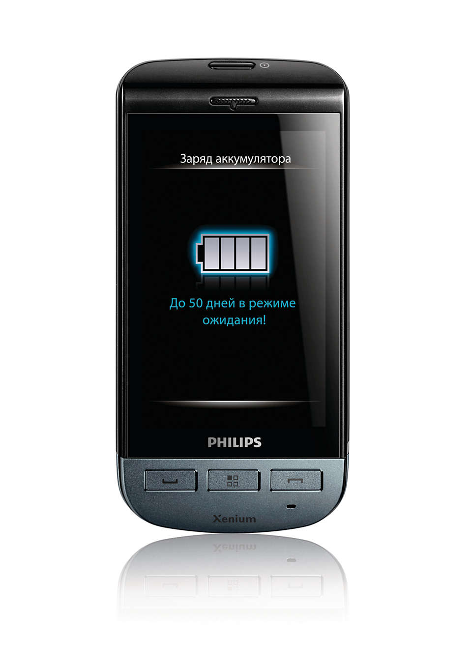 Сенсорный экран, удобный интерфейс