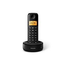 D1301B/85  Teléfono inalámbrico