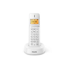D1401W/FR -    Téléphone fixe sans fil