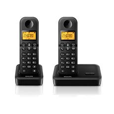 D1502B/90  Telepon tanpa kabel