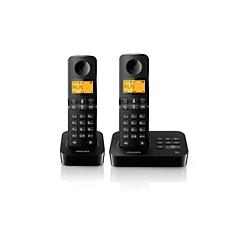 D2052B/44  Teléfono inalámbrico