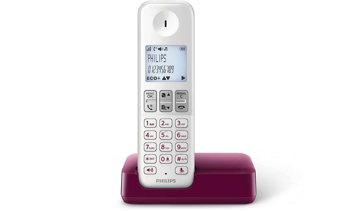 Passez vos appels en couleur