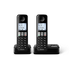D2352B/38 -    Schnurlostelefon mit Anrufbeantworter