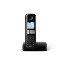 D2501B/34  Schnurloses Telefon
