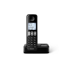 D2551B/34  Telefone sem fios com atendedor