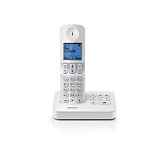 D4051W/51 -    Беспроводной телефон с автоотв.