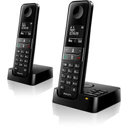 Brezžični telefon z odzivnikom