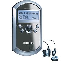 DA1000/00 -    Rádio Portátil