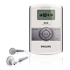 DA1103/05 -    Portable Radio