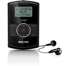 DA1200/12  Bärbar radio