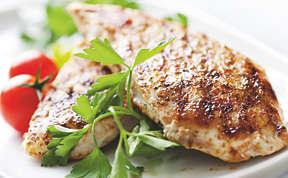 SaladeCésar au poulet