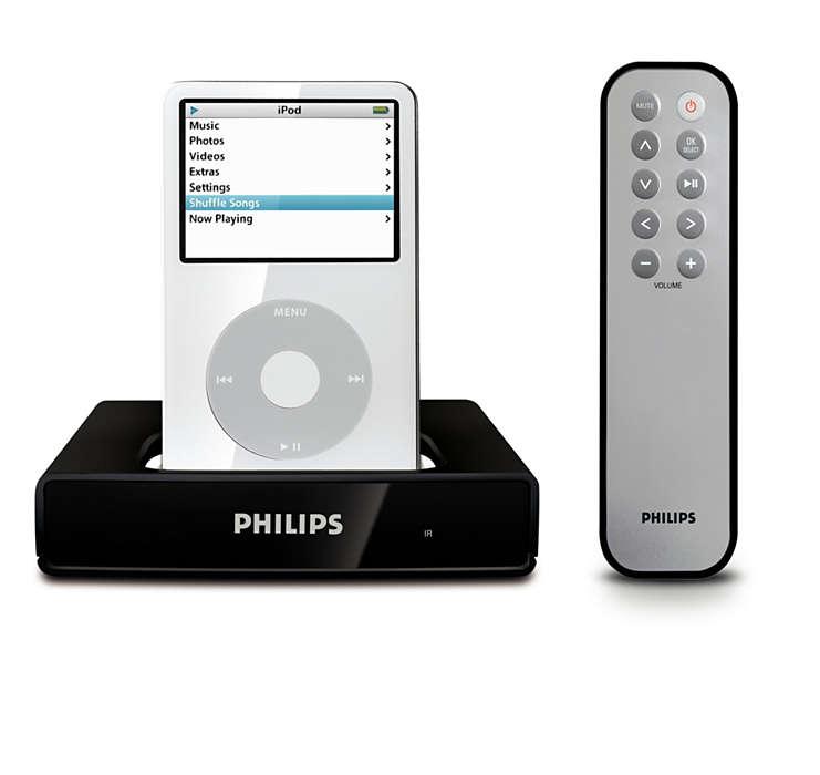 휴대용 음악 재생 장치로 자유롭게 즐기세요.
