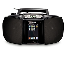 DC1010/12  docking entertainment system