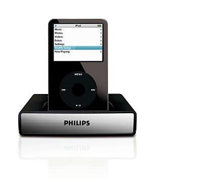 Osvoboďte hudbu zpřehrávače iPod