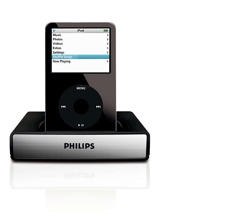 Päästä iPod-musiikki valloilleen!