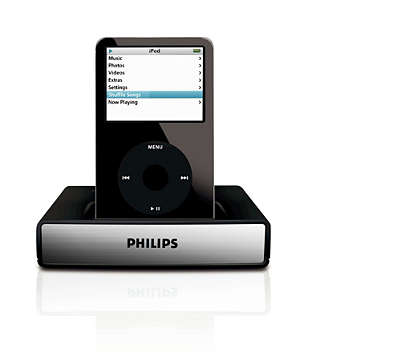 Musica dall'iPod in totale libertà