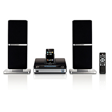 DC177/37  docking entertainment system