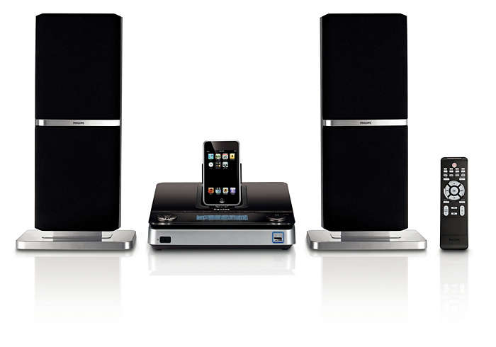 Décuplez la puissance de votre iPod avec ces haut-parleurs minces