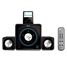 DC199B/37 -    docking entertainment system