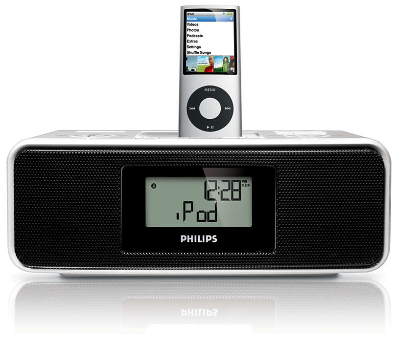 ตื่นขึ้นมาด้วยเสียงเพลงจาก iPod