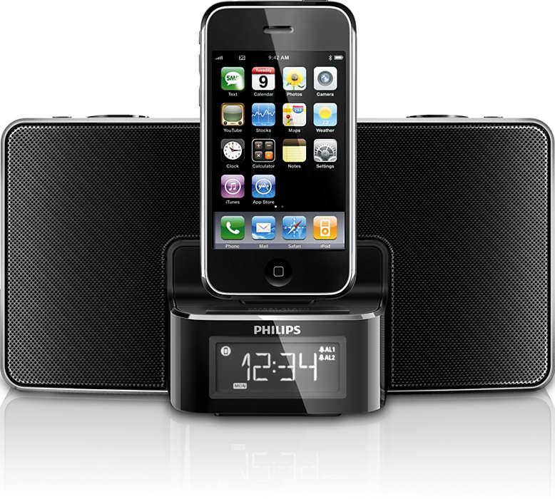 Treziţi-vă în acordurile muzicii de pe iPhone/ iPod