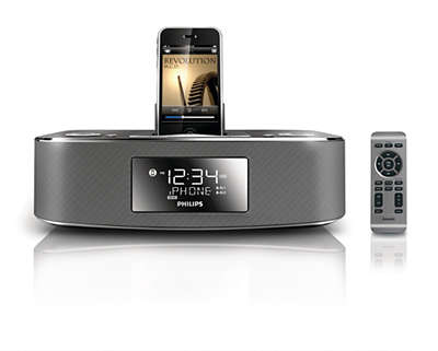 Docking Station For Ipod Iphone Dc290b 37 Philips