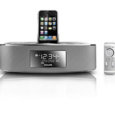 "DC290/12  prisijungimo sistema, skirta ""iPod"" / ""iPhone"""