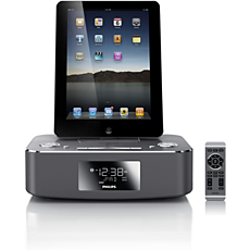 DC291/12  dockingstation til iPod/iPhone/iPad
