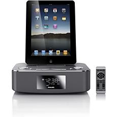DC291/12  telakointiasema iPodille/iPhonelle/iPadille