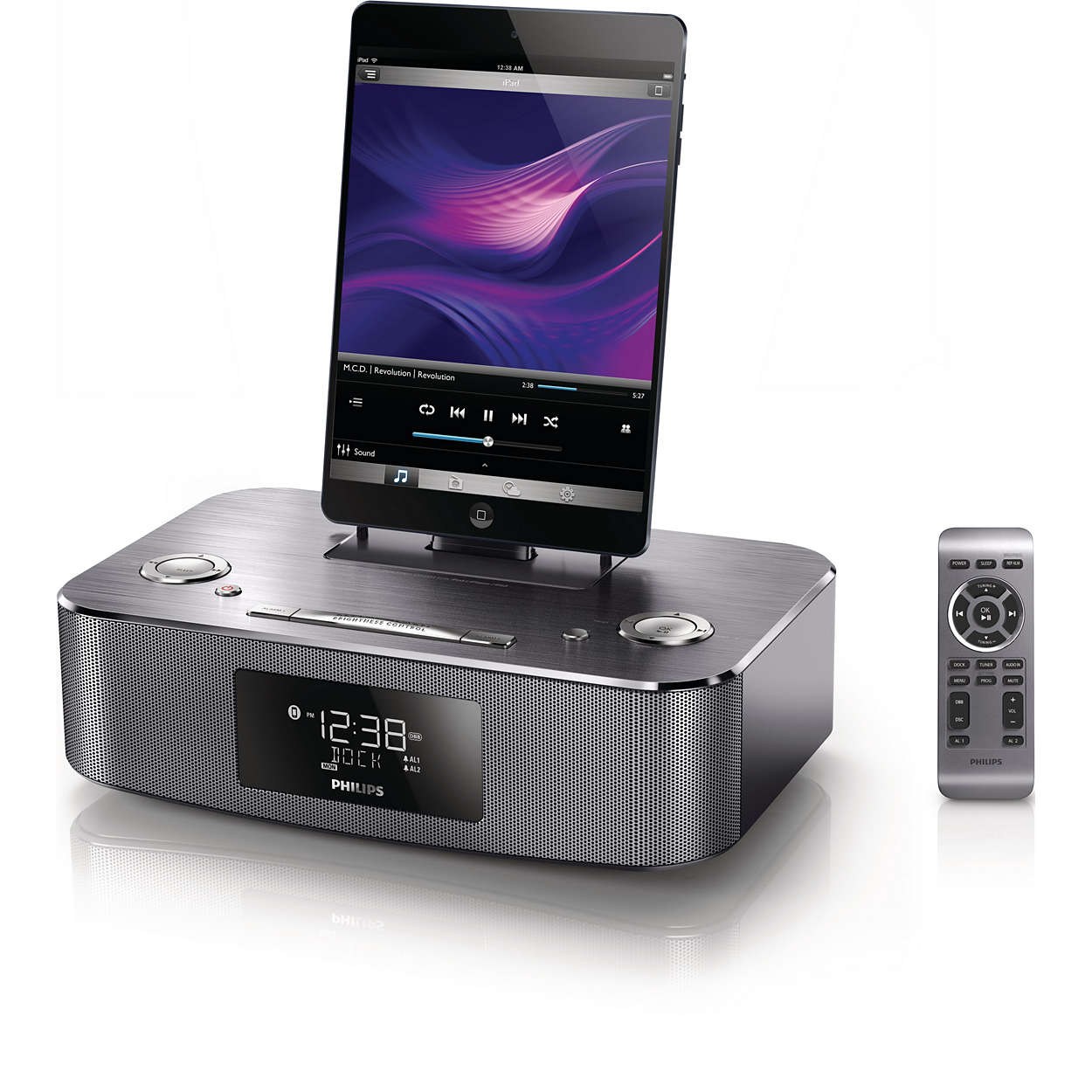 docking station for iPod/iPhone DC295/05   Philips