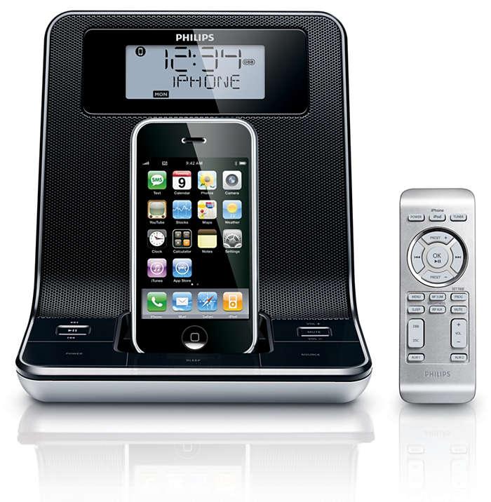 在 iPhone/iPod 的音樂中醒來
