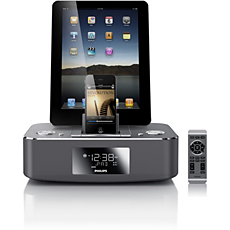 DC390/05 -    docking station for iPod/iPhone/iPad