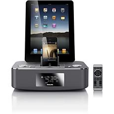 DC390/12  docking station voor iPod/iPhone/iPad
