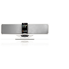 DC910W/37  Sistema Docking Entertainment