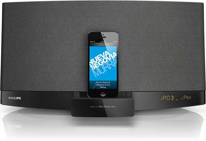 融入您家的音效系統