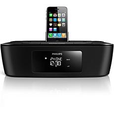 DCB242/05 -    Clock radio for iPod/iPhone