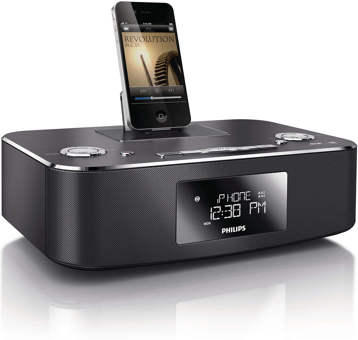 Best Ipod Dock Alarm Clock Dab Radio
