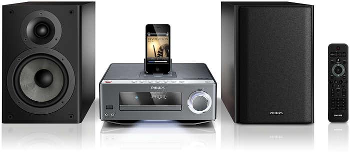 Lyssna på Hi-Fi-musik