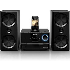 DCD3020/79  DVD micro music system